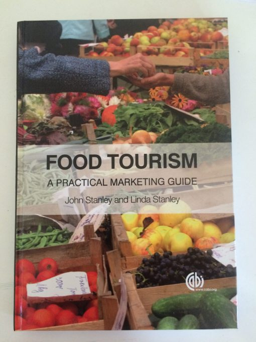 Food Tourism book image