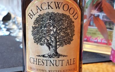 Chestnut Ale is pure Gold … er …..  and Silver